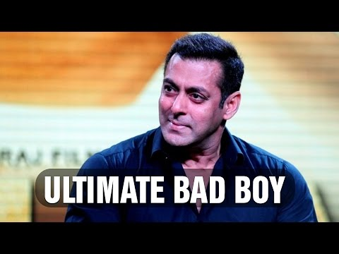 Salman Khan Is The Ultimate Bad Boy Of Bollywood  | Big Story