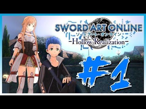 SWORD ART ONLINE HOLLOW REALIZATION - Début d'un nouveau jeu #1