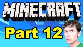 Minecraft - SHAWSHANK REDEMPTION - Part 12