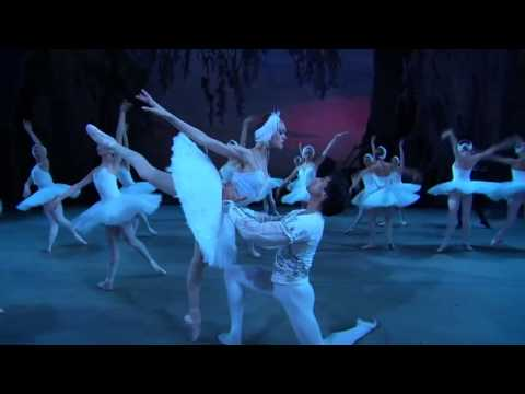 O Lago dos Cisnes  (Swan Lake)  -  Final