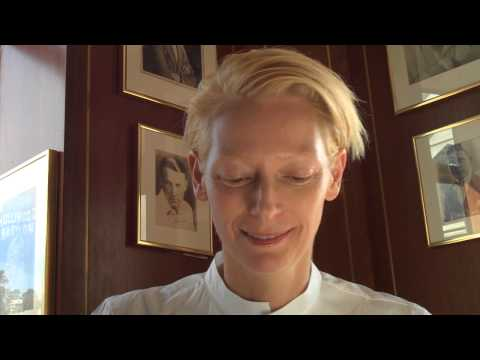 Tilda Swinton's Amazing Year with the Coolest Directors Alive, from Wes Anderson to Terrence Malick