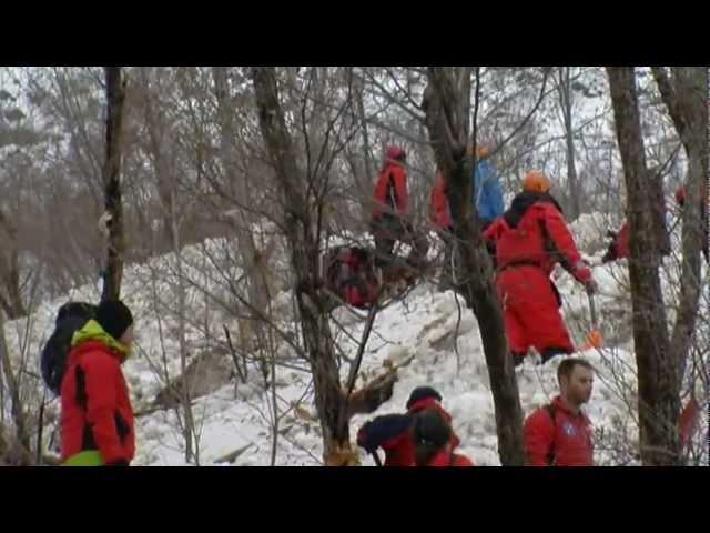 Potraga za  tijelo iskusnog hrvatskog alpinista Edvarda Retelja