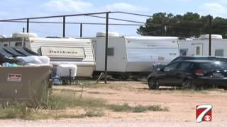Midland Co. Residents: RV Park Leaving Trash Across Neighborhood