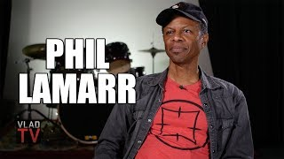 Phil Lamarr on Video Game Voice Actors Going on Strike Over Unfair Pay (Part 7)