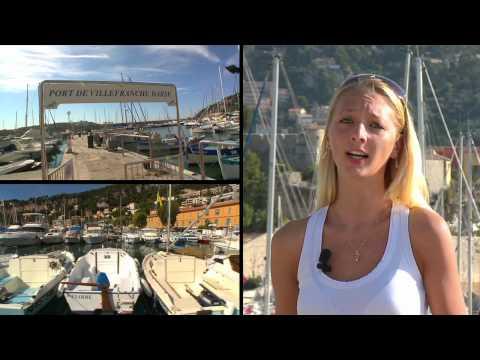 Video Villefranche sur Mer tourisme et culture