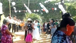 boda en Huautla d Jimenez Oaxaca
