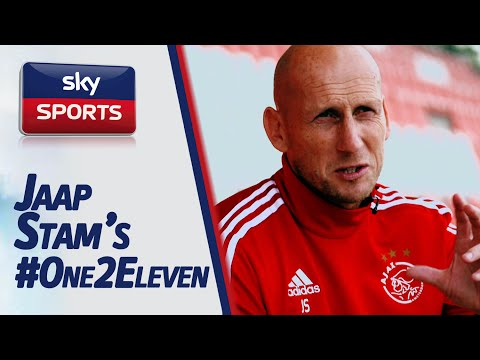 Jaap Stam's #One2Eleven featuring Scholes, Ronaldo, Giggs & more