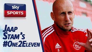 Jaap Stam's #One2Eleven featuring Scholes, Ronaldo, Giggs & more