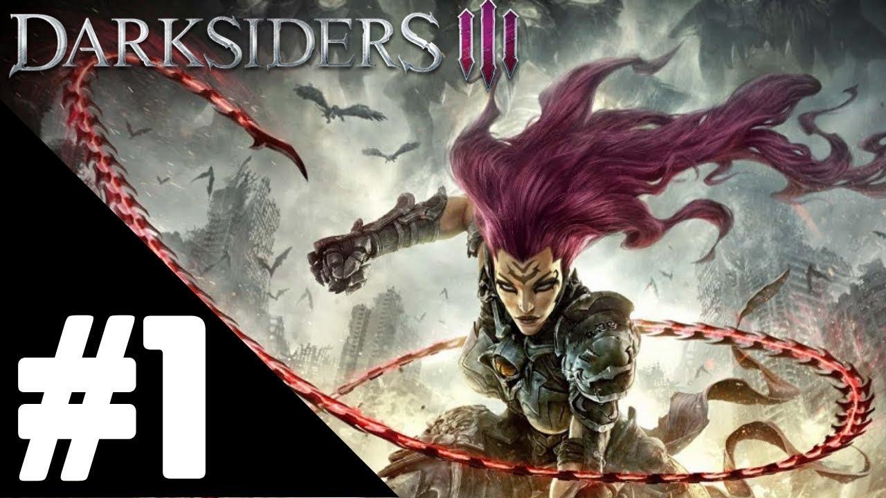 Darksiders 3 Gameplay Walkthrough - One Angry Gamer