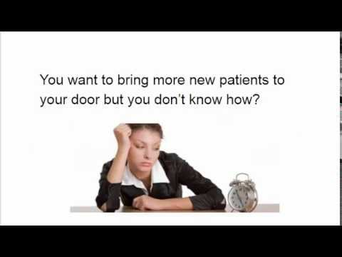 Marketing Health Services - Health Practice Marketing Tutorial - Lesson 1