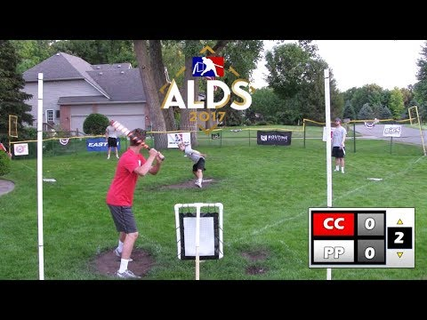 2017 ALDS | MLW Wiffle Ball