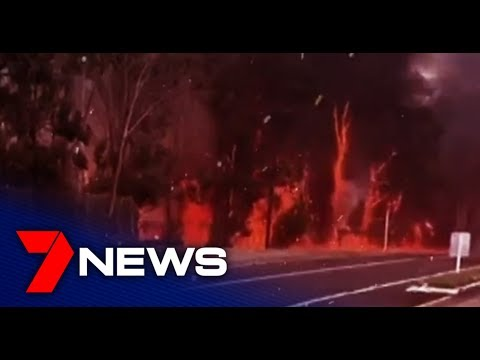 Communities across New South Wales are fighting to save their towns from fire | 7NEWS