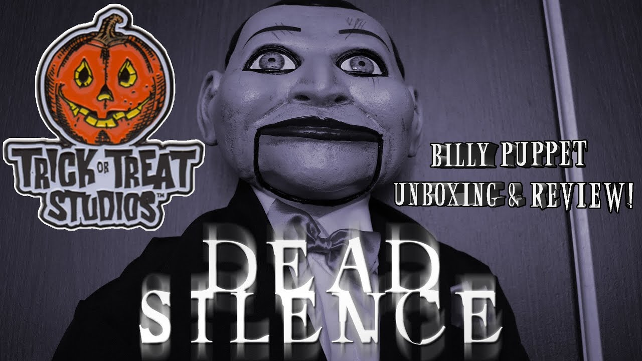 Download Trick or Treat Studios Dead Silence Mary Shaw Billy Puppet UNBOXING & REVIEW!
