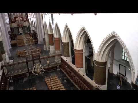 Een passie voor de Grote of St  Bavokerk