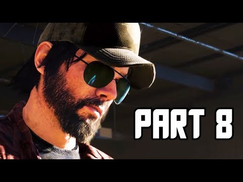 Far Cry 5 Gameplay Walkthrough Part 8 - NICK RYE - FULL GAME PS4 PRO!