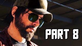 Far Cry 5 Gameplay Walkthrough Part 8 - NICK RYE - FULL GAME PS4 PRO!