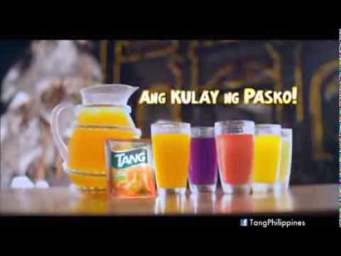 Gawing mas makulay ang Pasko with Tang! #TangKulayNgPasko