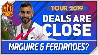 Bruno Fernandes Transfer: Simon Peach Man Utd Transfer News