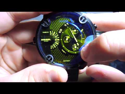 Diesel Watch DZ7257 Unbox Review And Explanation