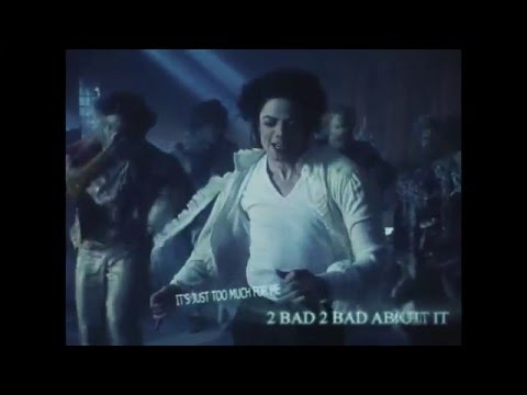 "Michael Jackson ""Too Bad"" [HD720p 30fps ]  (read discription please)"
