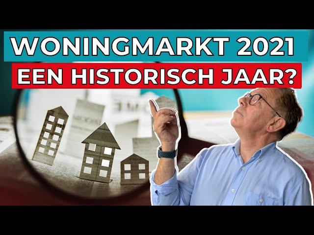 Huizenmarkt Nederland - De woningmarktcijfers van het 1e kwartaal 2021 zijn bekend