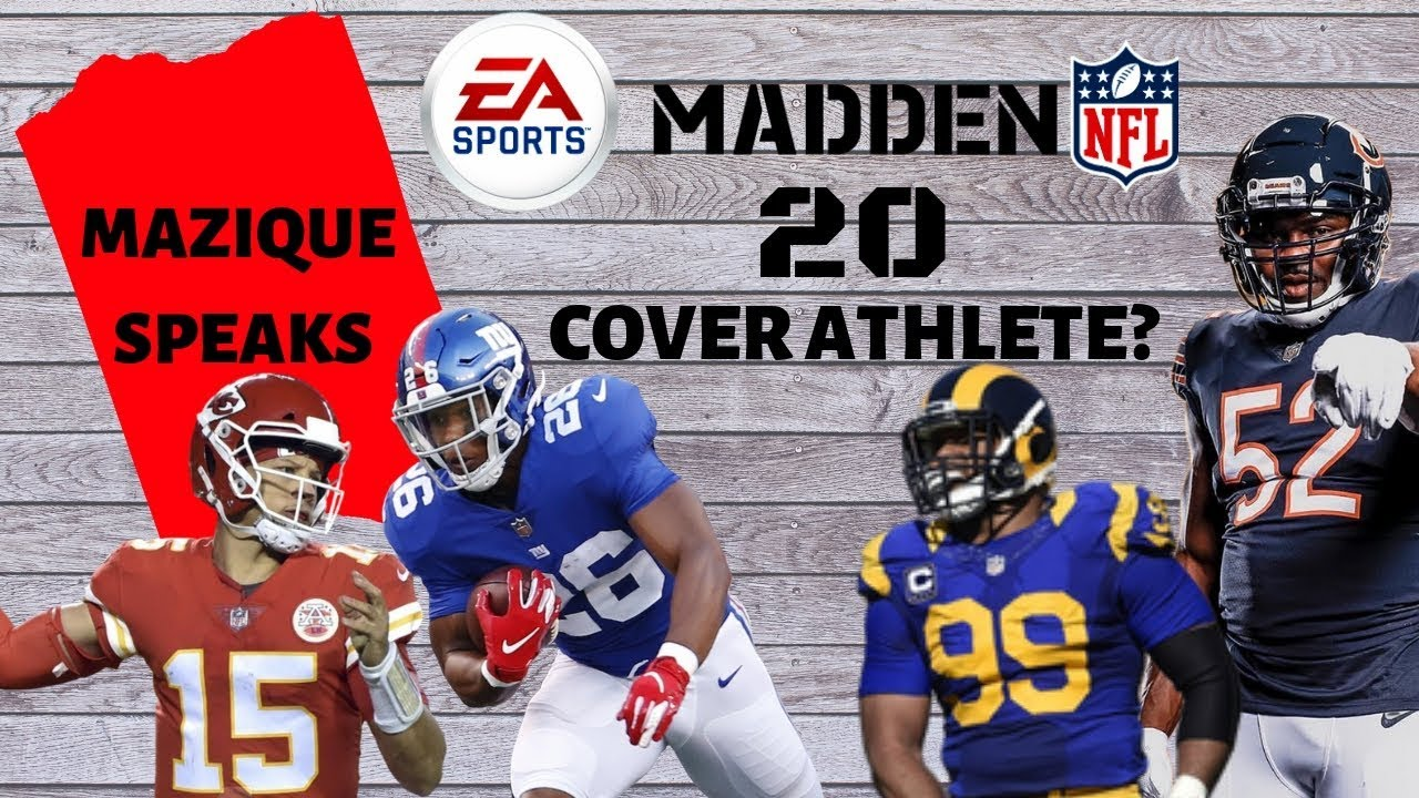 Madden 15 cover candidates
