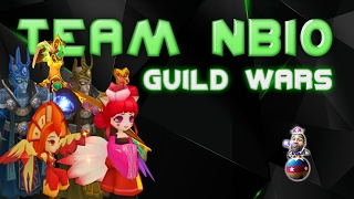 guild war challenge team nb10 enters the pvp world of summoners war