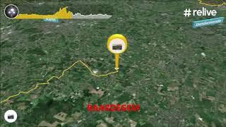 Toerken Overmeire-Brussel-Aalst-Donkmeer