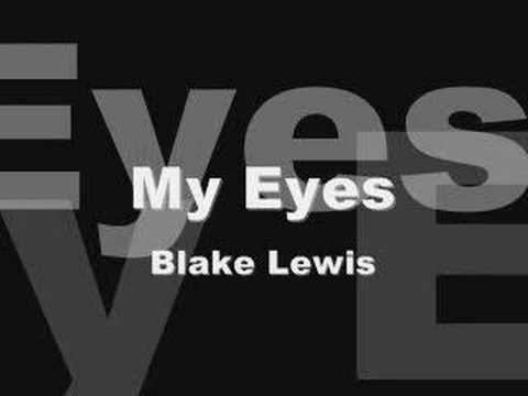 Caleb Cunningham f. Blake Lewis - My Eyes