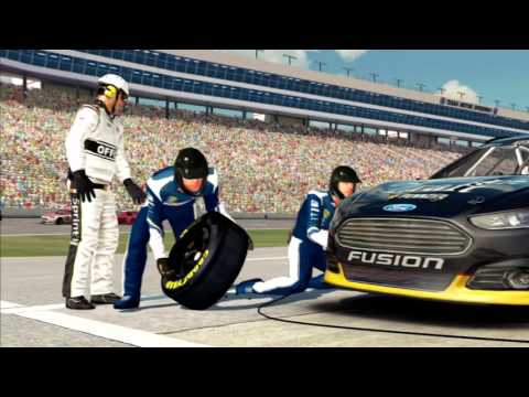 NASCAR '15 Victory Edition - Brad Keselowski @ Texas |