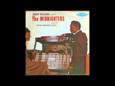 Hank Ballard & The Midnighters   It's Love Baby 24 Hours A Day