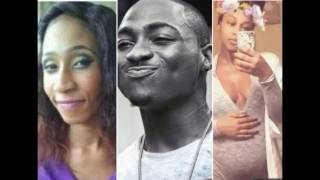 'I am Not Happy for Davido - Davido's Alleged 3rd Babymama