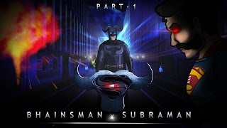 Batman vs Superman Spoof - Part 1 || Shudh Desi Endings