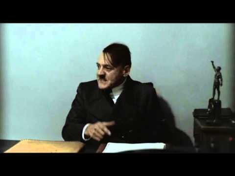 Hitler Is Informed Cleveland Traded For Kevin Love