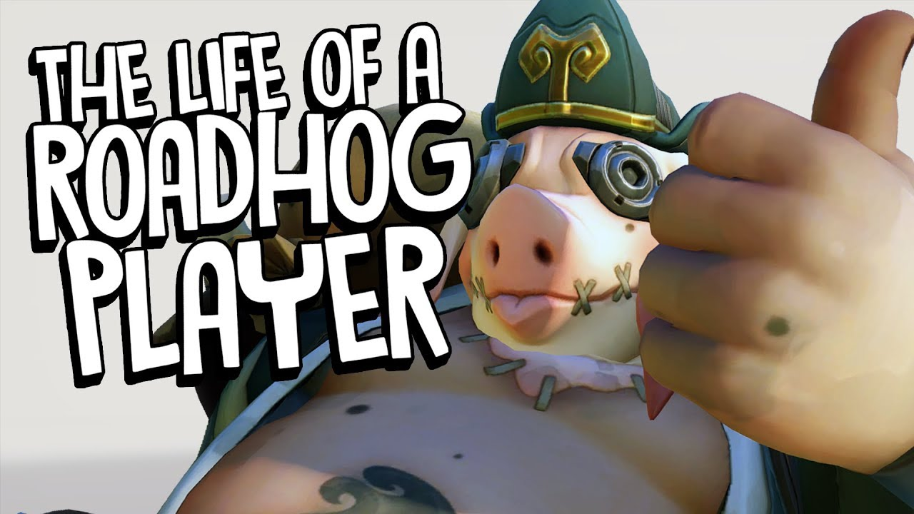 Download The life of a ROADHOG player