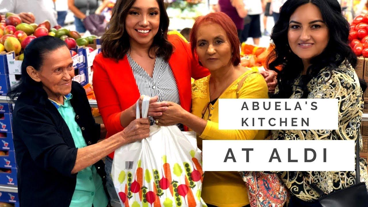 Kitchen and Hilda Gabriela