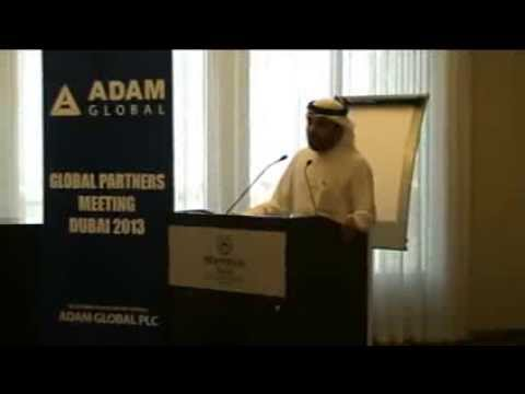 ADAM Global Partners Meeting Dubai 2013