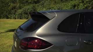 Porsche Cayenne GTS 2013 Videos