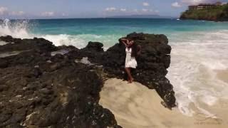 Фотосессия с необычной Elsa на Пляже, фотосессия на Бали, Бали 2016