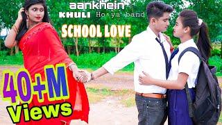 Aankhein khuli ho ya band | School Love Story | Mohabbatein | Sharuk Khan | Adi & Sathi | Gm Studio