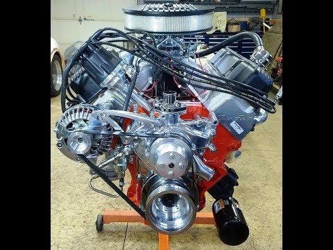 Engine Building 440 Chrysler Mopar - Complete Build Highlights Start To Finish