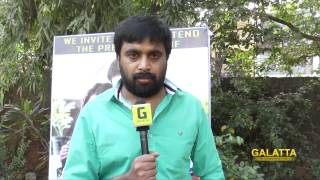 Sasikumar Talks About Bramman