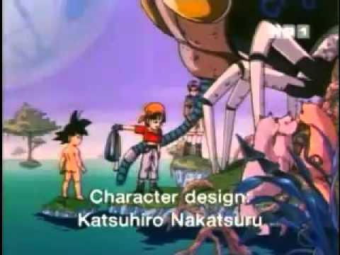 Générique Dragon Ball GT Japonais 1 - Début.mp4