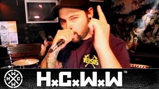 COLD GROUND - CANNOT CUT ME DOWN - HARDCORE WORLDWIDE (OFFICIAL D.I.Y. VERSION HCWW)