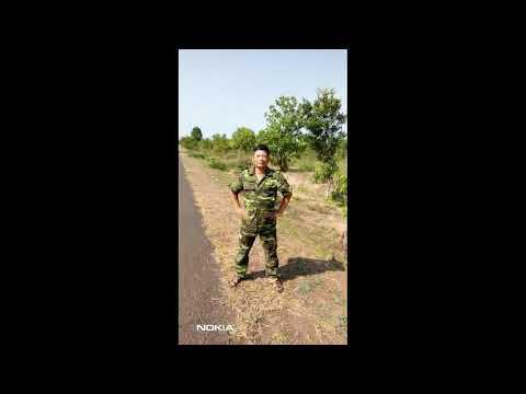 Võ Sư Phan Phước Hoài - Campuchia
