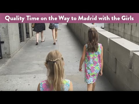 Quality Time on the Way to Madrid with the Girls | CloudMom