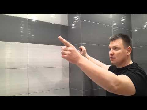 Ванная комната в новостройке Краснодар (сдаем объект)