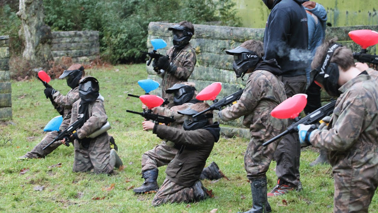 Paintball q leisure