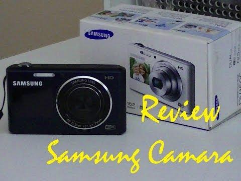 VLOG CAMARA: REVIEW SAMSUNG DV150│MissLizChannel