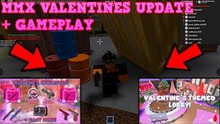 MMX VALENTINES UPDATE + GAMEPLAY! (ROBLOX MURDER MYSTERY X)